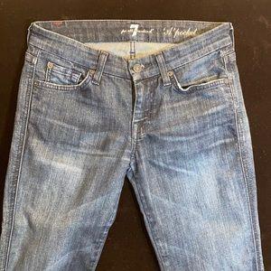 7 For All Man Kind, A Pocket Blue Jean
